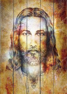 Иисус Христос с энергией света