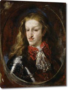 Джордано Лука. Карл II