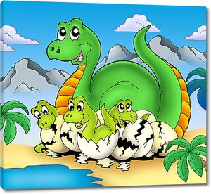 Семейство драконов