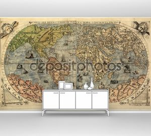 Карты древнего мира