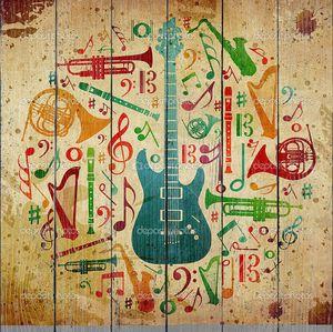 старинный музыкальный фон