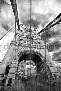 Тауэрский мост, Лондон Англия