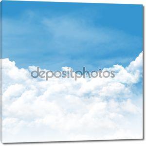 Небо и облака фона