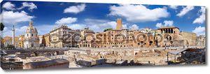 Римский форум в Риме, Италия
