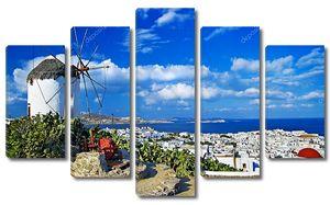 Солнечный греческий остров