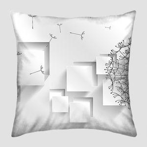 Одуванчики и квадраты