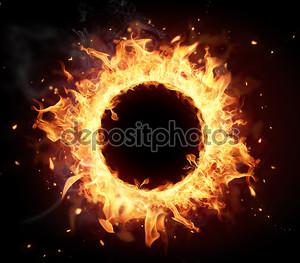 круг огня
