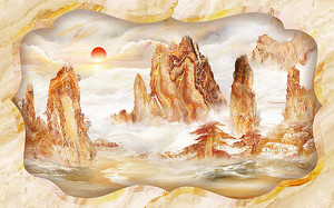 Мраморные скалы