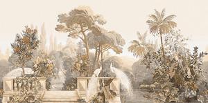 Картина с пальмами