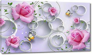 Колечки и розы