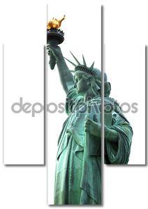 Статуя свободы Нью-Йорк