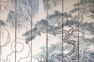 Китайская живопись природы