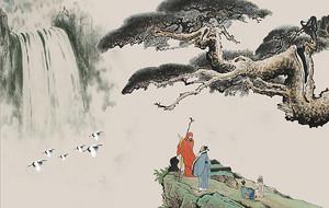 Сюжет из мифов Азии
