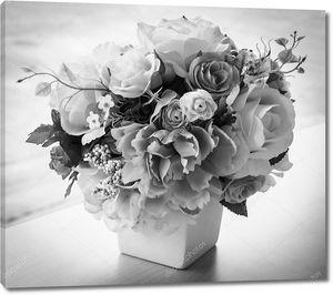 Поддельные цветок