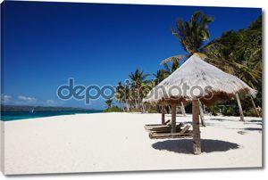 Идеальный тропический пляжный отдых