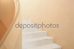 мраморная лестница, интерьер