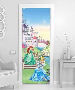 Две принцессы у замка