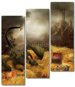золото дракона