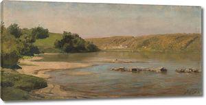 Василий Поленов. Ока 1903