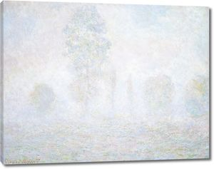 Моне - Утренняя дымка