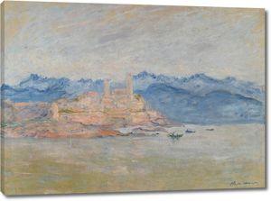 Моне Клод. Форт Антиба, 1888