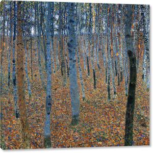 Густав Климт. Буковая роща