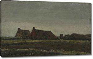 Ван Гог. Домики