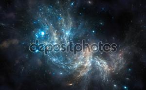 Звезд и планет в туманности