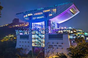 Thea пик Гонконг
