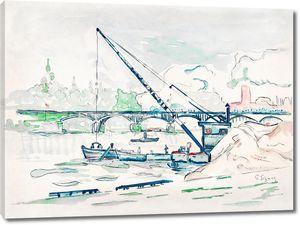 Поль Синьяк. Мост искусств