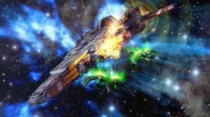 Корабли сражения