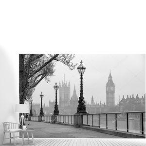 Биг Бен и здание парламента Великобритании