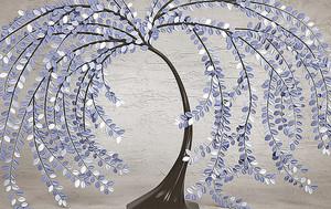 Абстрактная ива