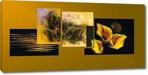 Картины с цветами