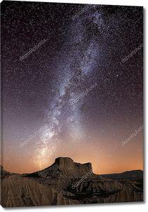 Млечный путь, Испания