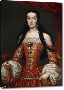 Гарсия Идальго Хосе. Мария-Луиза Орлеанская, королева Испании