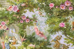 Эльфы в райском саду