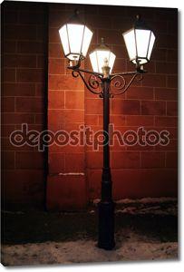 улица фонарей