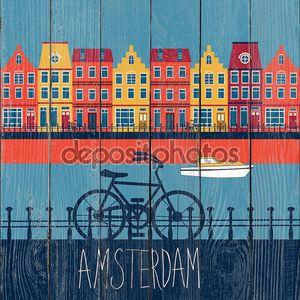 амстердамская карта