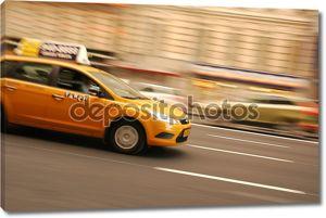 Автомобиль, езда по улице