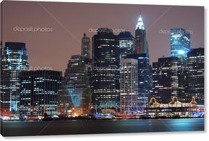 Нью-Йорк Сити Мантхэттена
