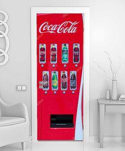 Автомат с Кока колой