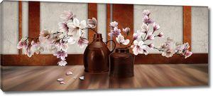 Сакура в вазе