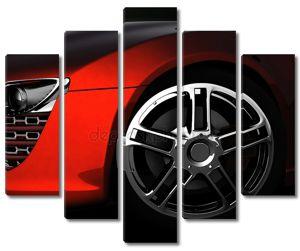 Колеса машины