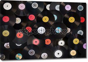Старых виниловых пластинок