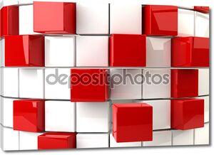 Абстрактный куб