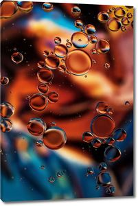Разноцветные пузыри