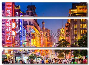 Торговых улиц в Шанхае