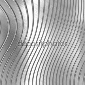 Металлический фон серебро полосатый рисунок