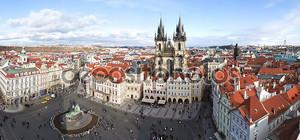 Прага, Староместская площадь